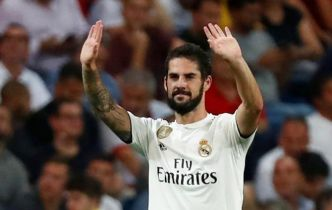Real Madrid: Isco, d'indésirable à capitaine
