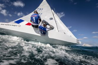 Nouveau leader sur les Star Sailors League Finals