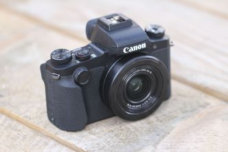 Test Canon G1 X Mark III, le plus expert des compacts Canon