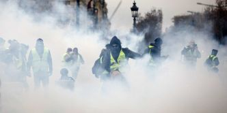 Direct. Gilets jaunes. Acte 4. La manif de tous les dangers