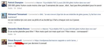 Best Of N°1 des commentaires Gilets Jaunes