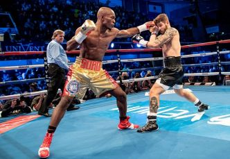 BOXE - Michel SORO devient champion du Monde WBA GOLD ! VIDEO