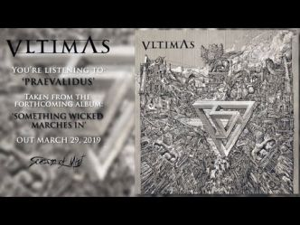 Vltimas (le nouveau projet Death Metal de David Vincent (ex-Morbid Angel), Rune Blasphemer (ex-Mayhem,...