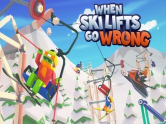 When Ski Lifts Go Wrong sur Switch…