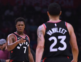 Basket - NBA - Toronto impressionne, Houston respire