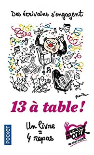 13 à table ! 2019 par Philippe Besson