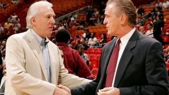 Gregg Popovich plus fort que Pat Riley