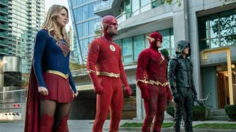 Arrowverse : le prochain crossover adaptera Crisis on Infinite Earths