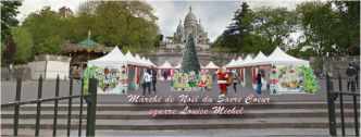 Village et Marché de Noël de Montmartre 2018, 100% made in France