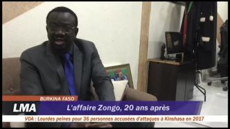 L'assassinat de Norbert Zongo: 20 ans plus tard