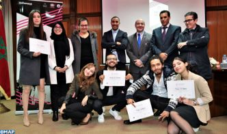 "L'ENA de Rabat organise la 2è édition du ""Hult Prize Campus"" sous le thème ""For us, by us, youth employment"""