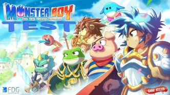 [Test] Monster Boy and the Cursed Kingdom (PS4,Xbox One,Switch)