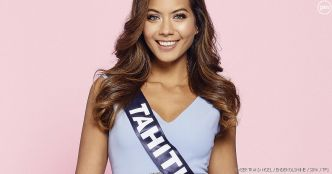Miss France 2019 est Vaimalama Chaves (Miss Tahiti)