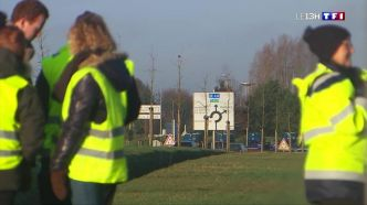EN DIRECT - Gilets jaunes : les évacuations de ronds-points se multiplient