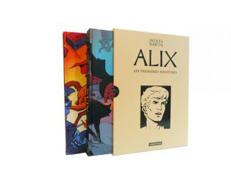 Alix. Un coffret collector