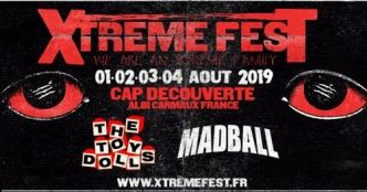 XTREME FEST 2019 : Sick Of It All, Birds In Row et 3 autres confirmations !
