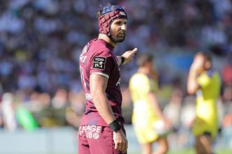 Rugby - Top 14 - Top 14 : Romain Lonca (UBB) vers le Biarritz Olympique ?