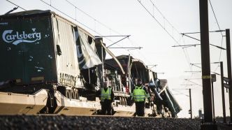 Danemark : accident de train meurtrier