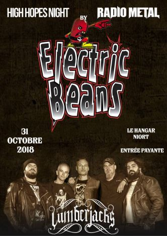 High Hopes Night : Electric Beans et Lumberjacks donnent le sourire