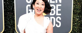 Golden Globes: silhouettes audacieuses