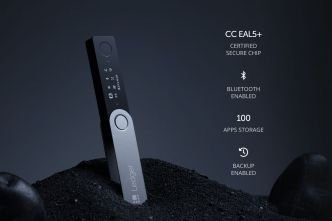 CES 2019 : Ledger Nano X, la version Bluetooth du wallet crypto dévoilée