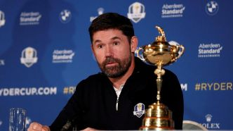 Ryder Cup : Harrington capitaine européen en 2020