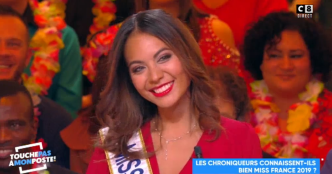 Vaimalama Chaves (Miss France) en couple ? Sa réponse surprenante