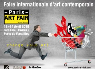 Paris Art Fair, la nouvelle foire internationale Porte de Versailles