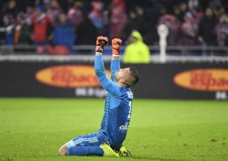 OL – Reims : 200e match de Ligue 1 pour Anthony Lopes
