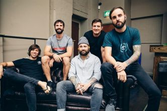AUGUST BURNS RED : Nouvelle vidéo