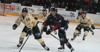 Ligue Magnus: suivez Gap - Chamonix en direct (20h30)