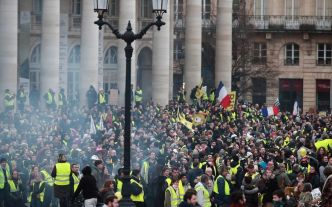 Gilets jaunes à Bordeaux : 6 000 manifestants et 36 interpellations