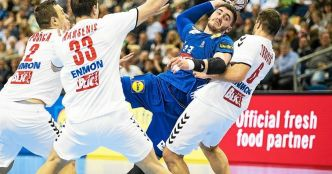 France - Serbie : 32 - 21. La mise au point