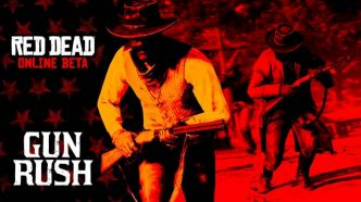 Red Dead Online se met au Battle Royale avec son mode Gun Rush