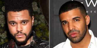 Lost in the Fire: The Weeknd clashe violemment Drake !