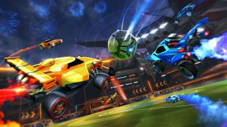 Après Fortnite, Rocket League devient compatible crossplay sur PS4