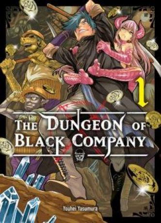 The Dungeon of Black Company, tome 1 par Yasumura Youhei