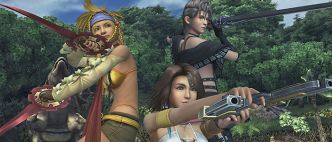 Final Fantasy X/X-2 HD Remaster et Final Fantasy XII : The Zodiac Age en boîte en Europe mais...