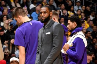 Basket - NBA - NBA : les Lakers attendent toujours LeBron James