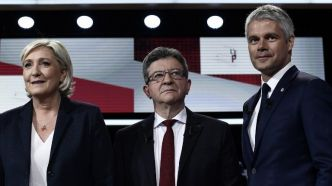 "EN DIRECT - Grand débat national : Mélenchon refuse la ""supercherie"", Wauquiez et Le Pen veulent peser"