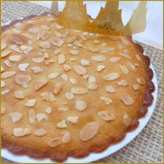 Cookie des rois {vegan}