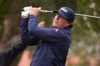 Golf - PGA Tour - Desert Classic : Phil Mickelson commence fort