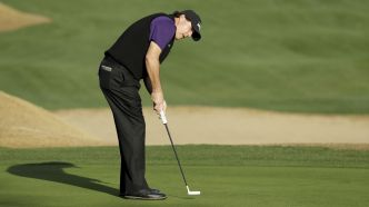 Mickelson moins tranchant, mais efficace