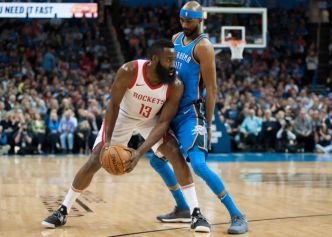NBA : Harden enchaîne face au Lakers – Toronto facile à la maison