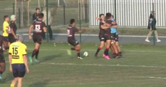 Les Espoirs du Rugby Club Toulonnais assurent contre Clermont !