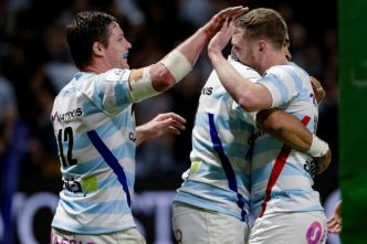 Coupe d'Europe:  le Racing 92 recevra Toulouse en quarts de finale
