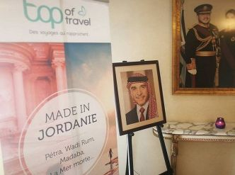 Le grand retour de Top of Travel en Jordanie