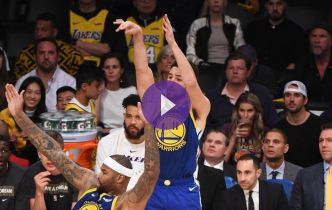 NBA : L'insolent Klay Thompson s'offre un record !