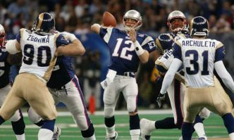 [replay] Les highlights du Super Bowl 36 entre Patriots et Rams