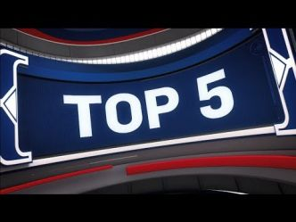 Top 5 de la nuit NBA avec Russell Westbrook, Chris Boucher et Paul George